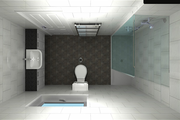 3d bathroom planning 4 albion bathrooms kitchens and for Bathroom planner 3d