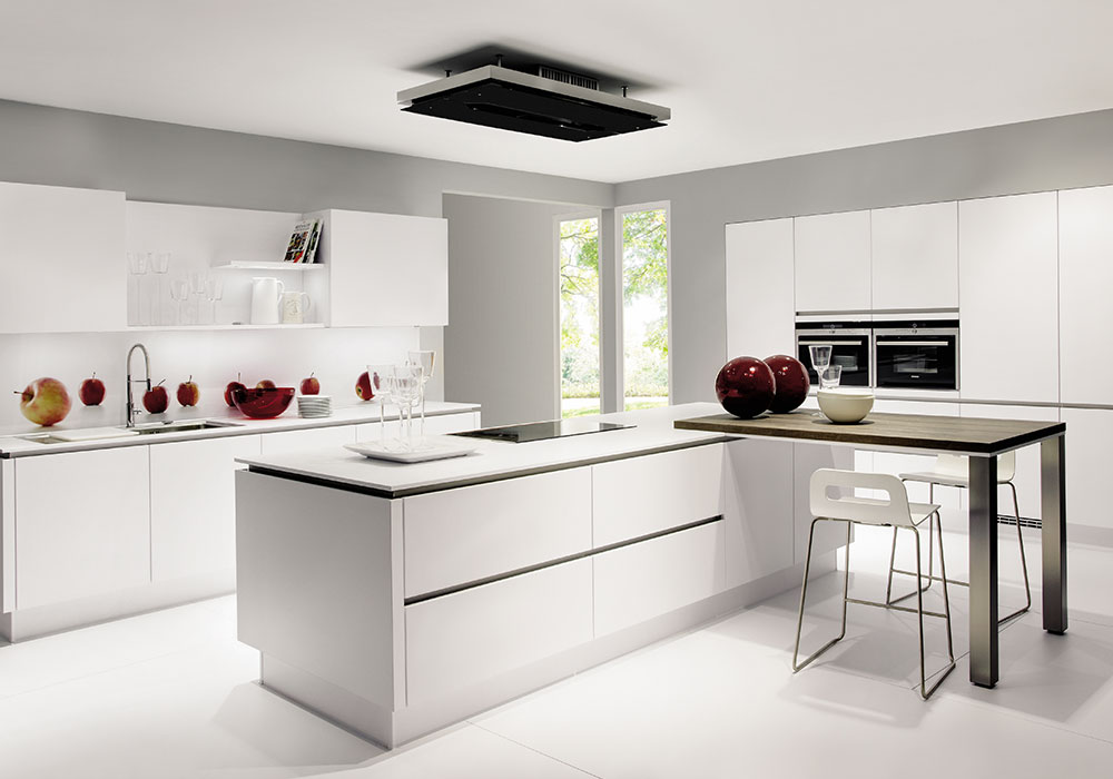 white kitchen cabinets uk handleless kitchen design talentneeds 28957