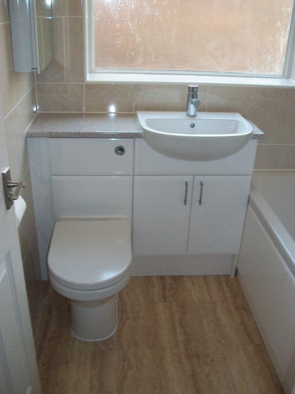 02 small bathroom design2 albion bathrooms kitchens and for Bathroom design portfolio