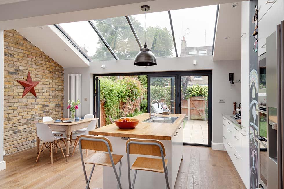 Modern Summer Kitchen Redesign Albion Bathrooms Kitchens
