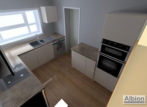 Kitchen Design and 3D Planning Service