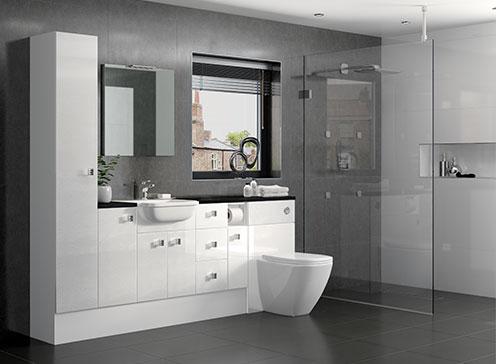 Walk In Showers & Wetrooms